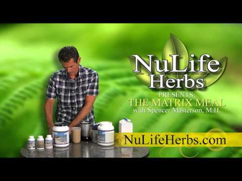 Matrix Meal from Nulife Herbs