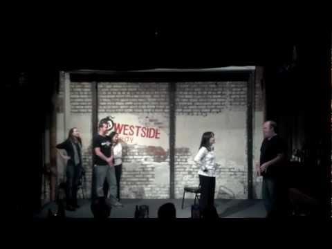 Santa Monica Steamer November 16th 2012 @ The WestSide Comedy Theater
