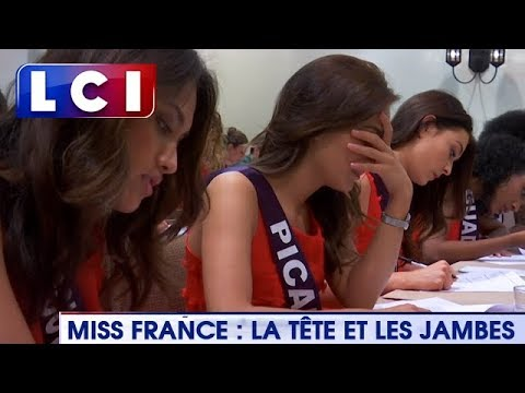 Miss France 2018 : les perles du questionnaire de culture gé
