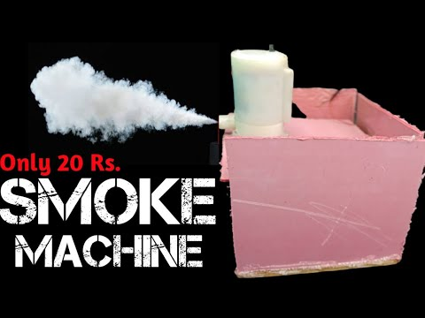 how-to-make-diy-smoke-machine- -only-20-rupees- 