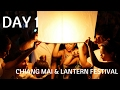 Day 1 - Amazing Chiang Mai and Lantern Festival