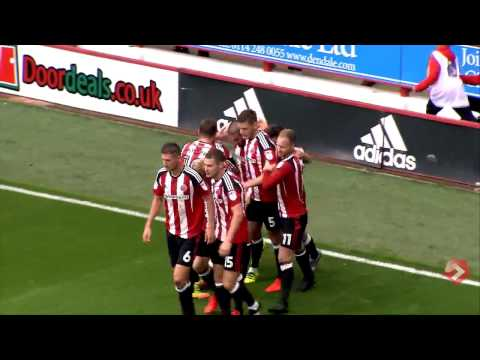 All of Sheffield United's Goals So Far This Season! - 2016/1