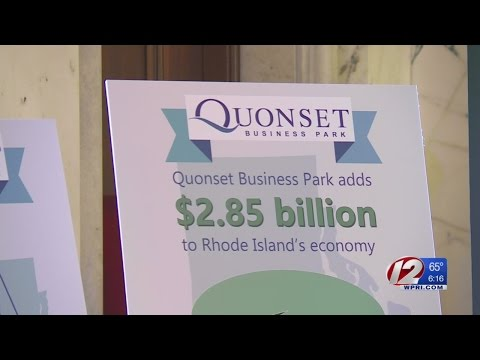 Quonset complex could add 12,000 jobs in next 14 years