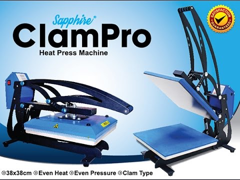 Best Heat Press Machine in Philippines - YouTube