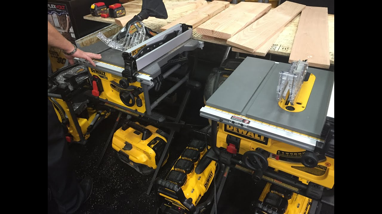 Dewalt Introduces Two Cordless Power Tools You Never Thought