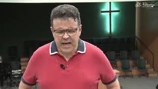 Diário de um Pastor com o Reverendo Marcelo Pinheiro - João 19:28-30 - 19/01/2021