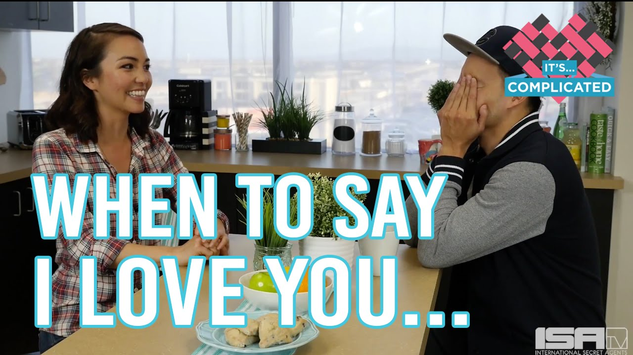 When to say 'I Love You' – IT'S   COMPLICATED EP2 S2