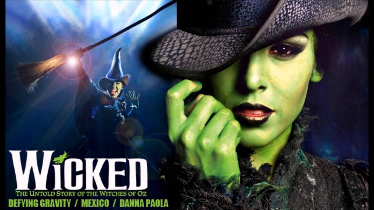 defying gravity danna paola new riffs wicked m xico