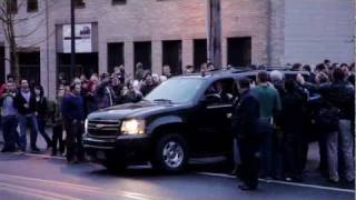 Ron Paul - Vancouver Washington -  Supporters overflowing - 2/16/2012