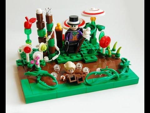 willy wonka lego full movie youtube. Black Bedroom Furniture Sets. Home Design Ideas