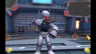 Super Hero Squad Online - Ultron, Flat Broke and Rusted