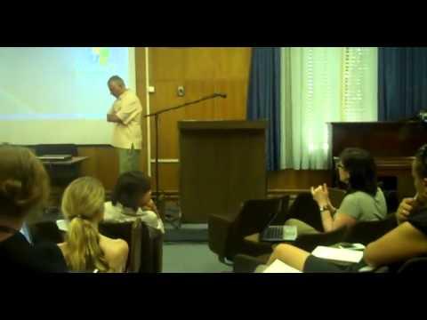 BIRN Summer School,Opatija, 2011, Jim Mintz - Role play