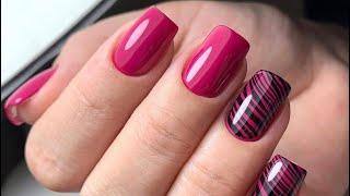 Самый красивый маникюр 2021 Модные тенденции маникюра этого года Шикарные идеи маникюра Nails