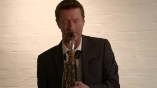 Julian Webster Greaves Ipenema girl Sax Trax number 2