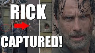 RICK GETS CAPTURED IN NEW TRAILER   The Walking Dead Season 8