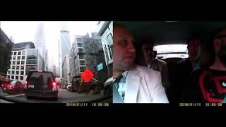 Uber Car Accident San Francisco ~ 01/11/18