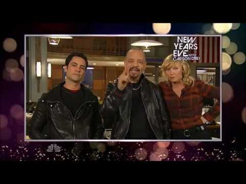 New Year's Eve With Carson Daly: Law & Order Party Fouls Unit