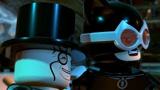 LEGO DC Super-Villains Walkthrough Part 2 - Its Good to Be Bad 1/2