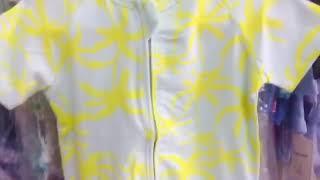 baby jumpsuits 100% cotton zipper seamless design brand quality