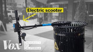 Don't blame scooters. Blame the streets.