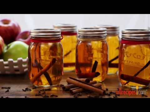 How to Make Apple Pie Ala Mode Moonshine | Homemade Gifts | Allrecipes.com