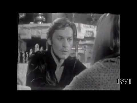 Interview in french (1970). Helmut Berger