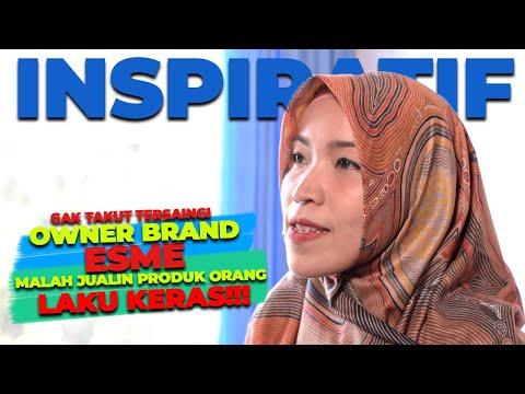 Buka-Bukaan Strategi Bisnis Fashion Muslimah & Rahasia Jago Jualan Kosmetik