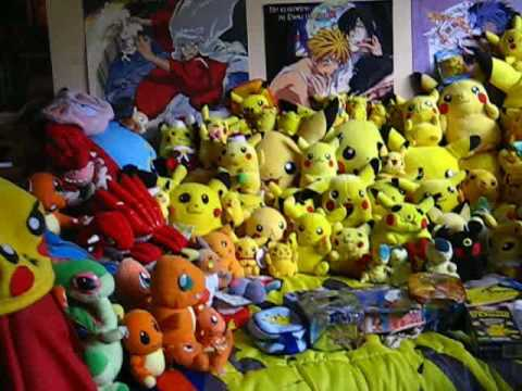 My Pokemon Plush Collection Youtube