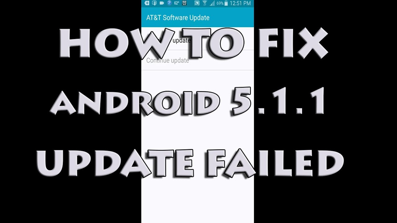 download failed android 1
