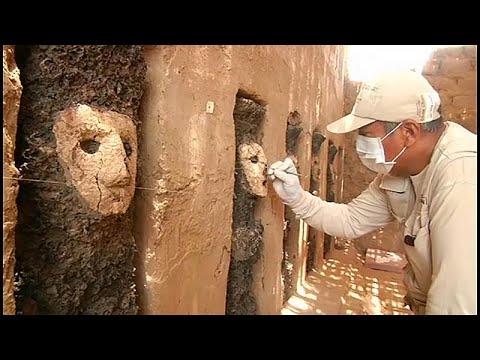 شاهد: العثور على منحوتات خشبية شمال بيرو يعود تاريخها لما قبل 800 عام …  - نشر قبل 4 ساعة