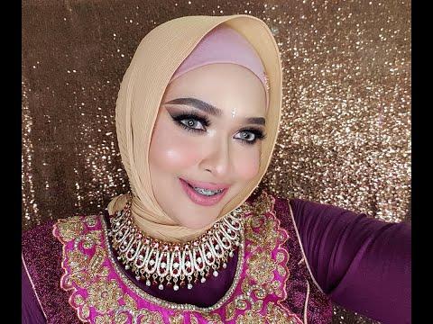MUA Bellaz : Makeup Arab Smokey Eyes, Bersama Cikgu 'School