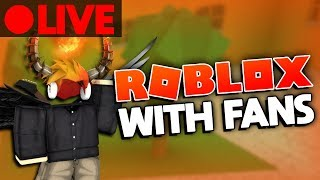 👑 EPIC ROBLOX GAMES!! 👑 (FINISHED STREAM)