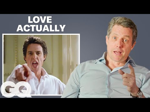 Hugh Grant Breaks Down His Most Iconic Characters | GQ