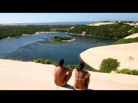 PLACES TO VISIT IN BRAZIL  Natal, Genipabu   Pipa City, Beaches   Sports 720p HD   YouTube
