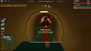 How to get quick money in Roblox jailbreak