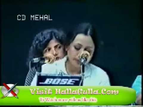 Parveen Shakir - Waqat Say Koi Shikayat Hai Na Aflaaq Say Hai.wmv