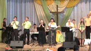Новая Жизнь Киев.  Прославление 19 мая 2013г