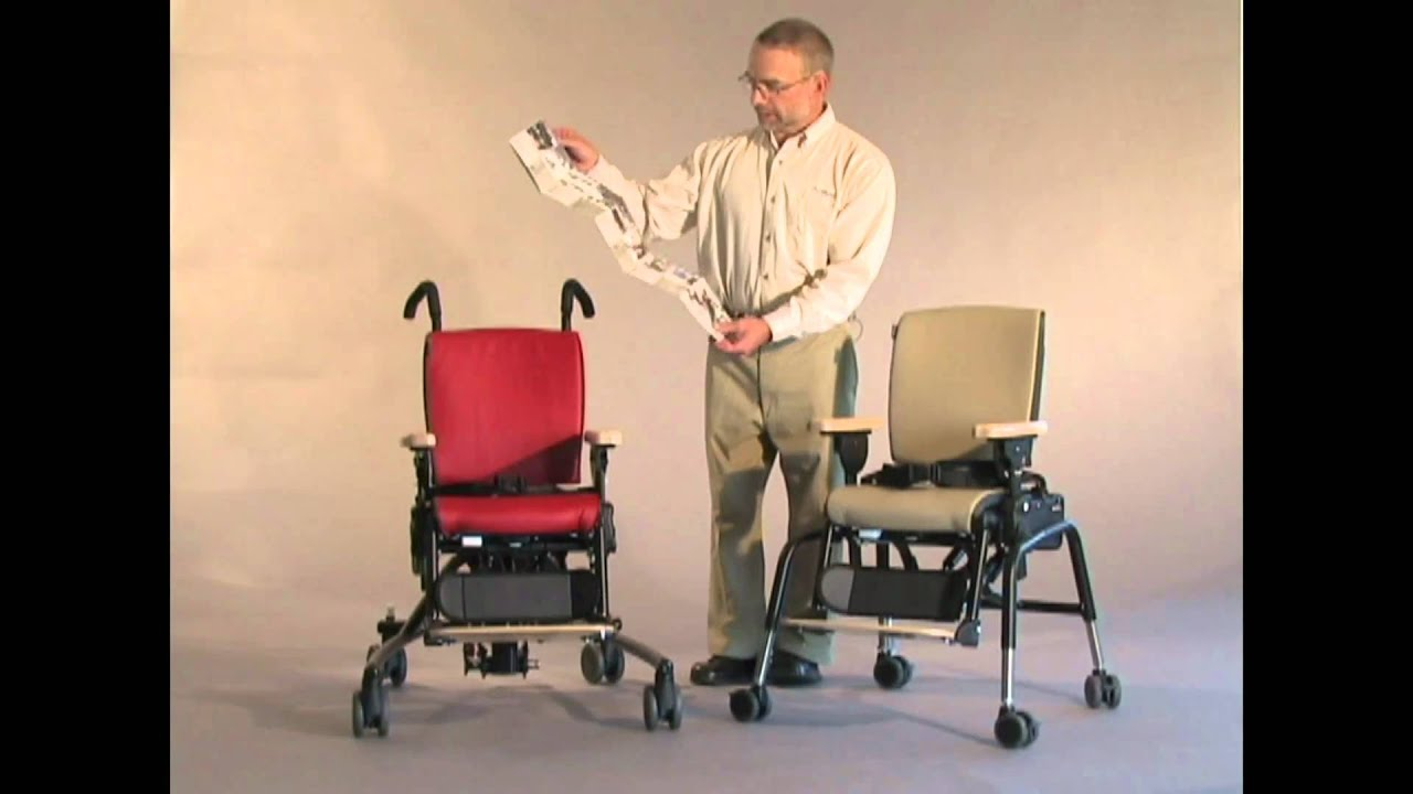 Rifton Activity Chair Wood Lounge Plans Inservice Video 6 Backrest Height