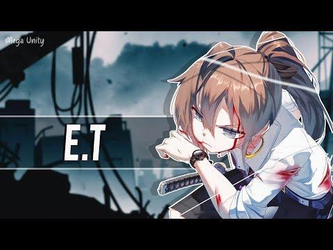 Nightcore - E.T (Rock Version) 🍀 Lyrics