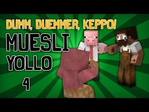 DUMM, DÜMMER, KEPPO! - Müsli Yollo #4