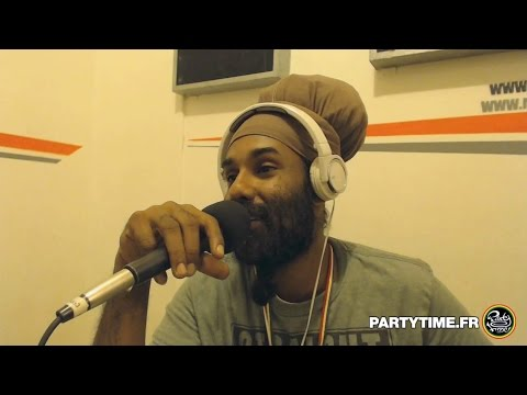 Troy Berkley feat Krak In Dub et Jah Defender at Party Time Reggae show   26 JUIN 2016