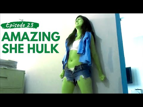 AMAZING SHE HULK - EPISODE 23 - Season 1