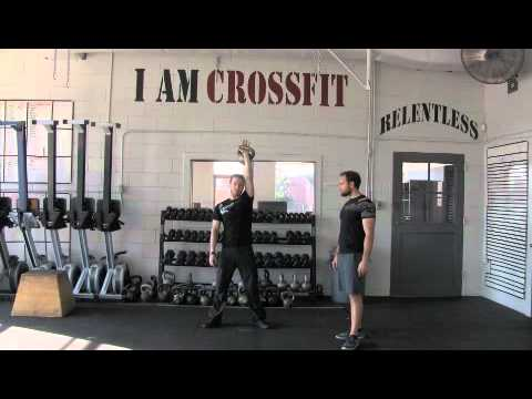 overhead squat Tutorial Created by CFC Relentless