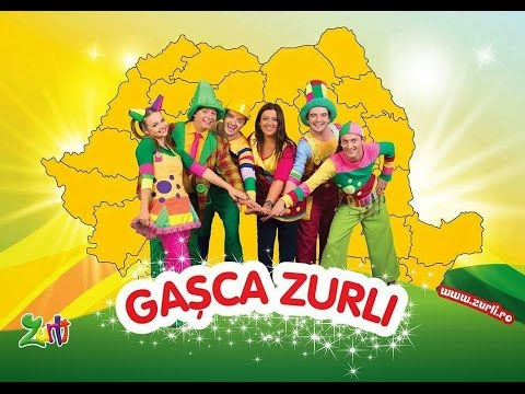 Gasca Zurli - Daca vesel se traieste #zurli #cantecepentrucopii