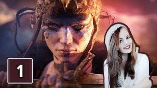 MAKE THE VOICES STOP! Hellblade Senua's Sacrifice Gameplay Walkthrough Part 1