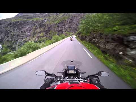 Troll Road, Norway, 2015