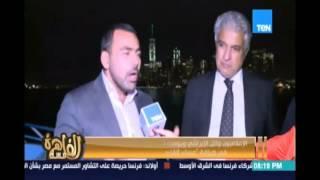 مساء القاهرة - من نيويورك الإعلامي يوسف الحسيني : الإعلام المصري غارق في القضايا المحلية