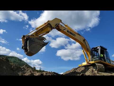 Alaska Placer Gold Mining