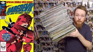 Epic Comic Book Collection Haul Bronze Age Ebay Mystery Box Unboxing Key Issue Finds Video