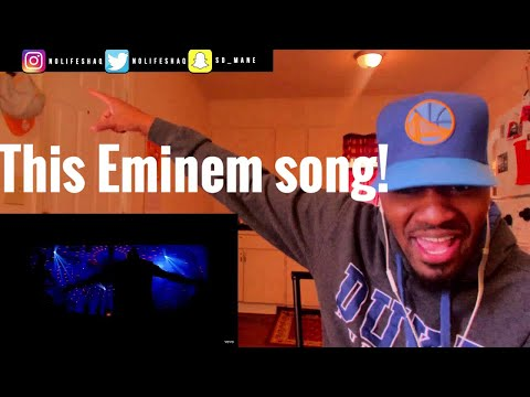 Eminem said sorry he took forever lol! | Drake, Kanye West, Lil Wayne, Eminem - Forever | REACTION